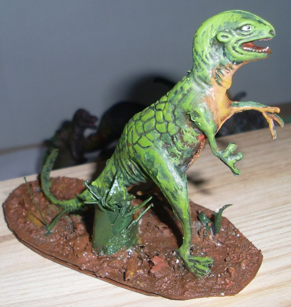Chasse aux dinosaures ! Dino3a10