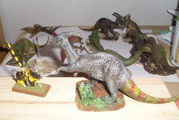 Chasse aux dinosaures ! Sl373612