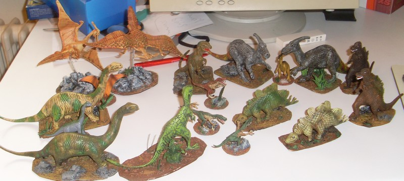 Chasse aux dinosaures ! Sl374013