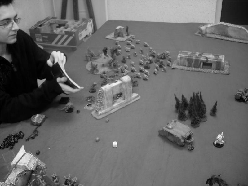[Warhammer 40K] Les spaces wolf croustillent-ils sous les dents des genestealer ? Warham24