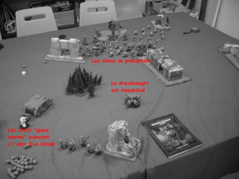 [Warhammer 40K] Les spaces wolf croustillent-ils sous les dents des genestealer ? Warham26
