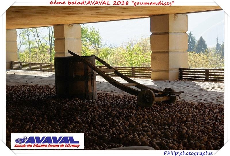 "[01] 21/23 04 2018 -- 6eme balad'AVAVAL ""gourmandises"" 1013"