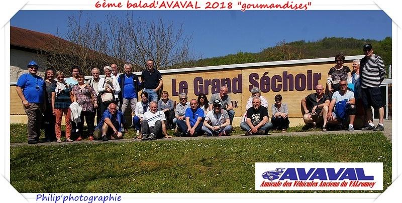 "[01] 21/23 04 2018 -- 6eme balad'AVAVAL ""gourmandises"" 2410"