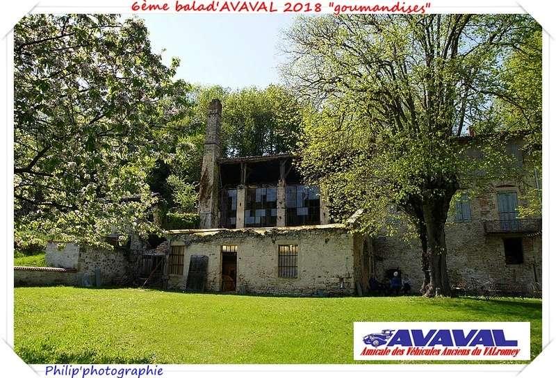 "[01] 21/23 04 2018 -- 6eme balad'AVAVAL ""gourmandises"" 2710"