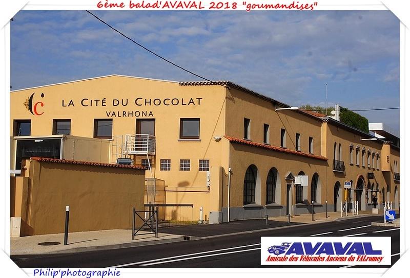 "[01] 21/23 04 2018 -- 6eme balad'AVAVAL ""gourmandises"" 4610"