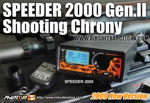 SPEEDER CRHONY 2000 9-spee10