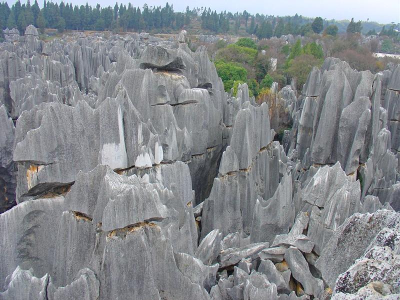 chine - Shilin, la forêt de pierre, Yunnan - Chine 26653410