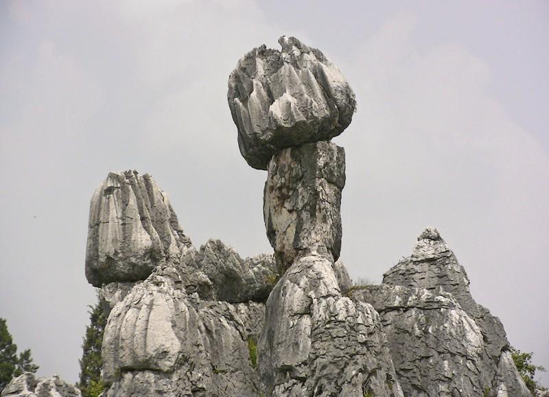 chine - Shilin, la forêt de pierre, Yunnan - Chine 70414610