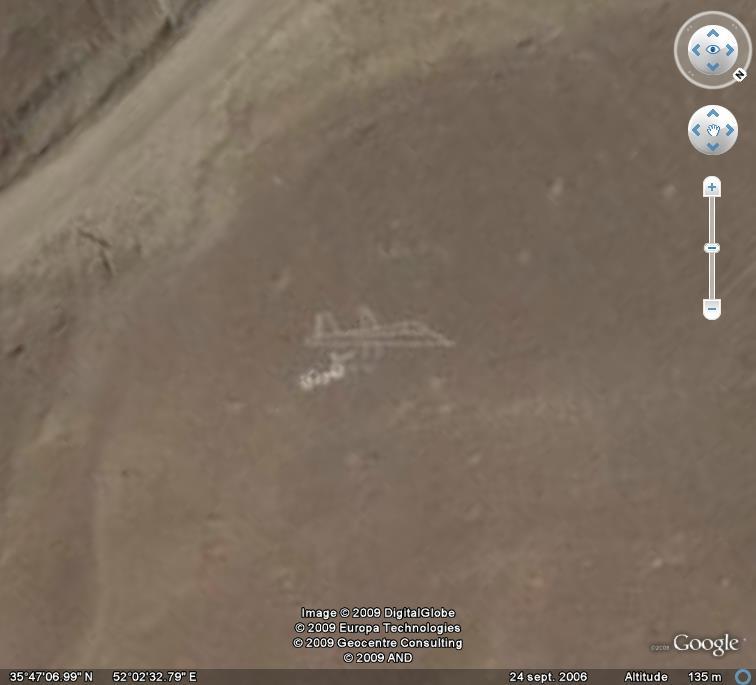 Contour d'avion, Riyad - Arabie Séoudite Avion111