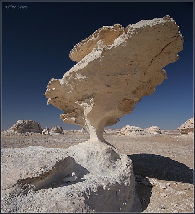 Le Désert Blanc - Egypte Panora10