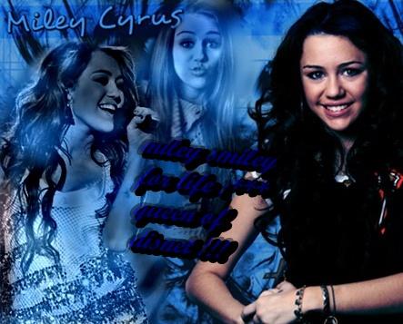 Ewo mojih radowa xD Miley-10