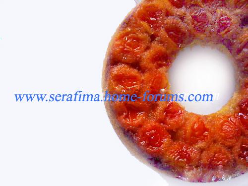 Пирог-перевертыш с абрикосами D3bb4610
