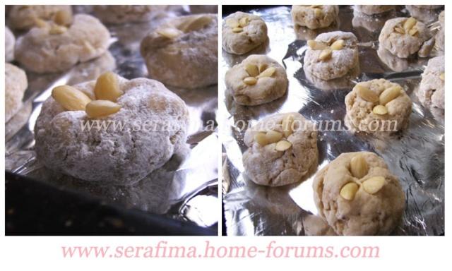 - Мягкое банановое печенье с арахисом Peche10