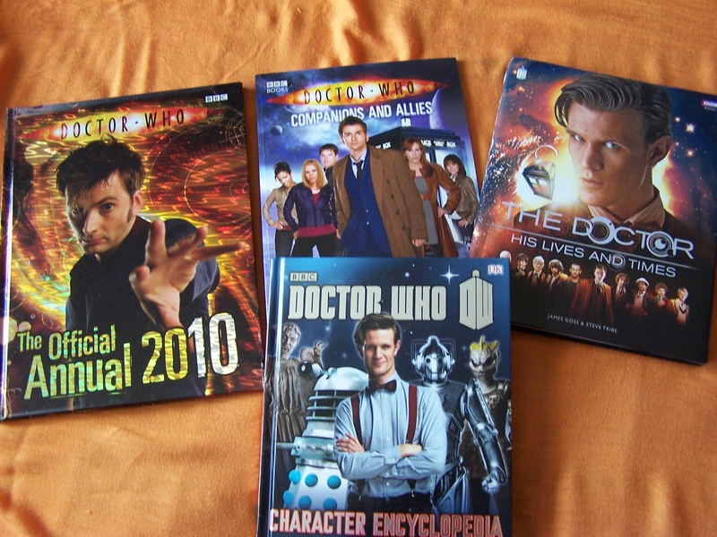 Ma collection Doctor Who 100_1619