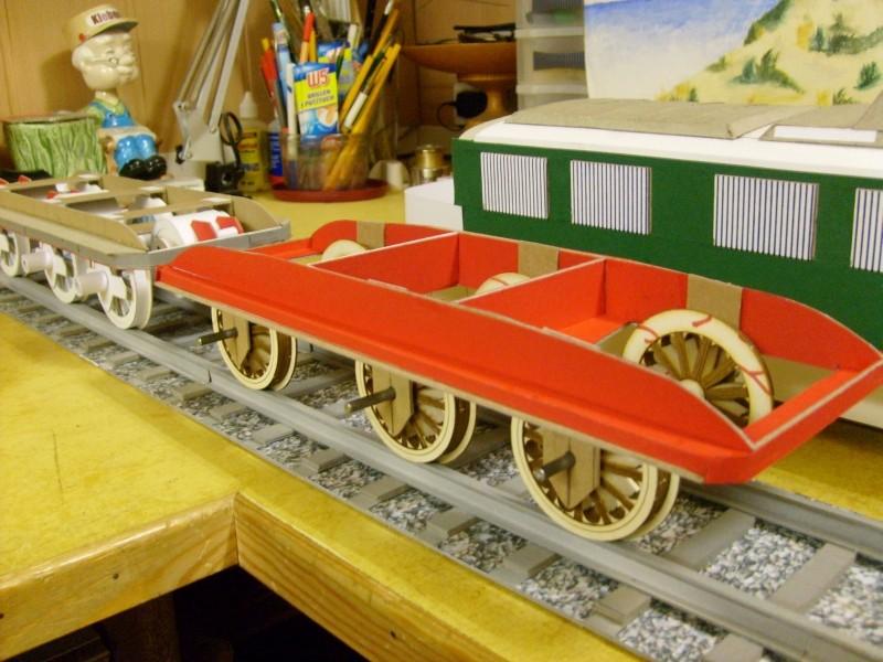 E-Lok  Baureihe 251 Maßstab 1:25 Eigenbau gebaut von klebegold - Seite 3 191k10