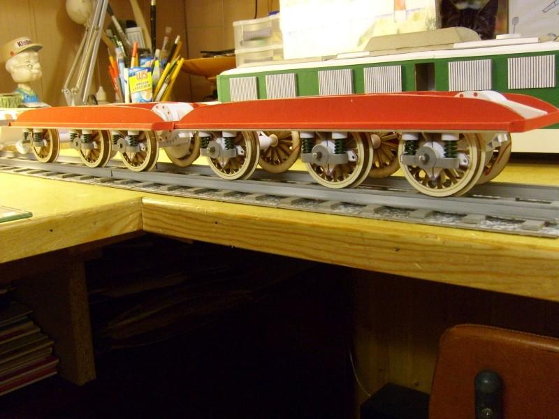 E-Lok  Baureihe 251 Maßstab 1:25 Eigenbau gebaut von klebegold - Seite 3 220k10