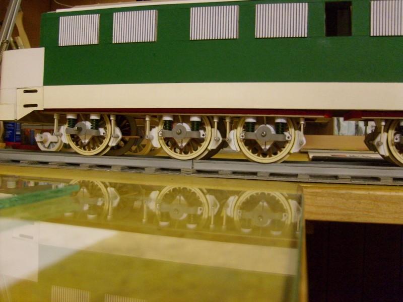 E-Lok  Baureihe 251 Maßstab 1:25 Eigenbau gebaut von klebegold - Seite 3 235k11