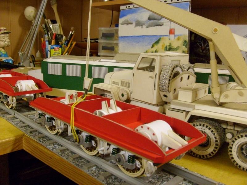 E-Lok  Baureihe 251 Maßstab 1:25 Eigenbau gebaut von klebegold - Seite 3 236k11