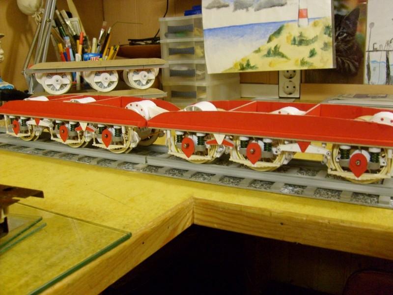 E-Lok  Baureihe 251 Maßstab 1:25 Eigenbau gebaut von klebegold - Seite 3 246k10
