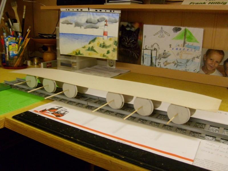 E-Lok  Baureihe 251 Maßstab 1:25 Eigenbau gebaut von klebegold 74k10