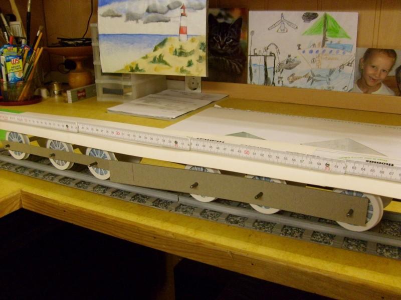 E-Lok  Baureihe 251 Maßstab 1:25 Eigenbau gebaut von klebegold 84k10
