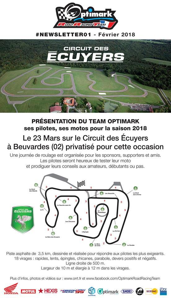 [Road racing] Saison 2018 - Page 3 Opti11