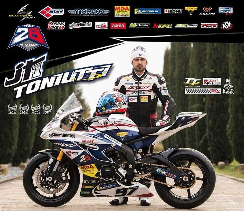 [Road Racing] TT 2018 Toniu10
