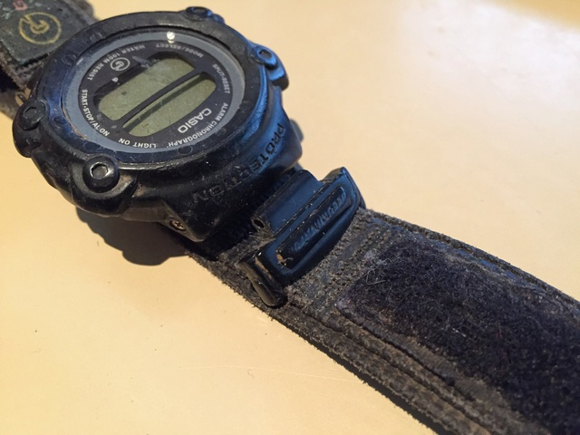 Bracelet complet et attache (flexibles) pour montre Casio G-Shock Img_2212