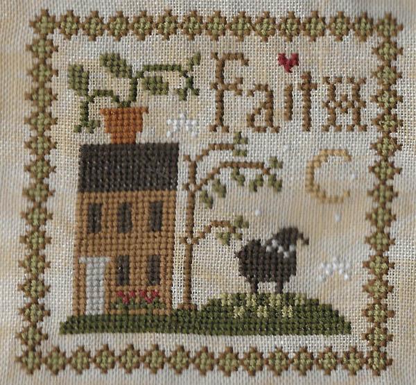 S.A.L. Little Sheep Virtues Lhn-mo11