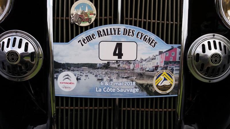 7 éme Rallye des Cygnes  20180510