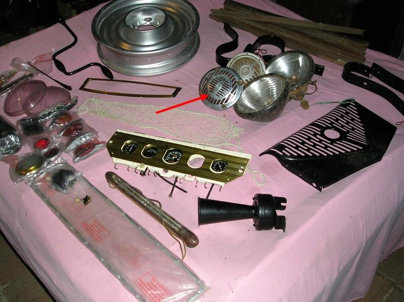 câblage et équipements - Page 2 Klaxon10