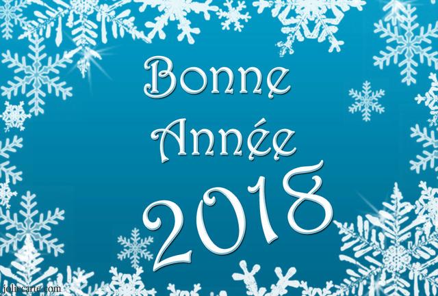 Bonne année à tous ! Souhai11