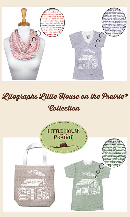 Wear Laura's Words  Litogr10