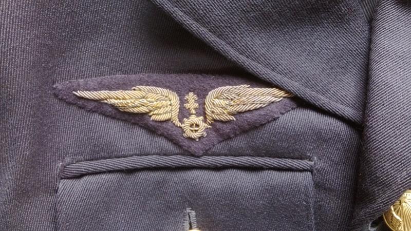 Vareuse Armée de l'air 1960 Wp_20189