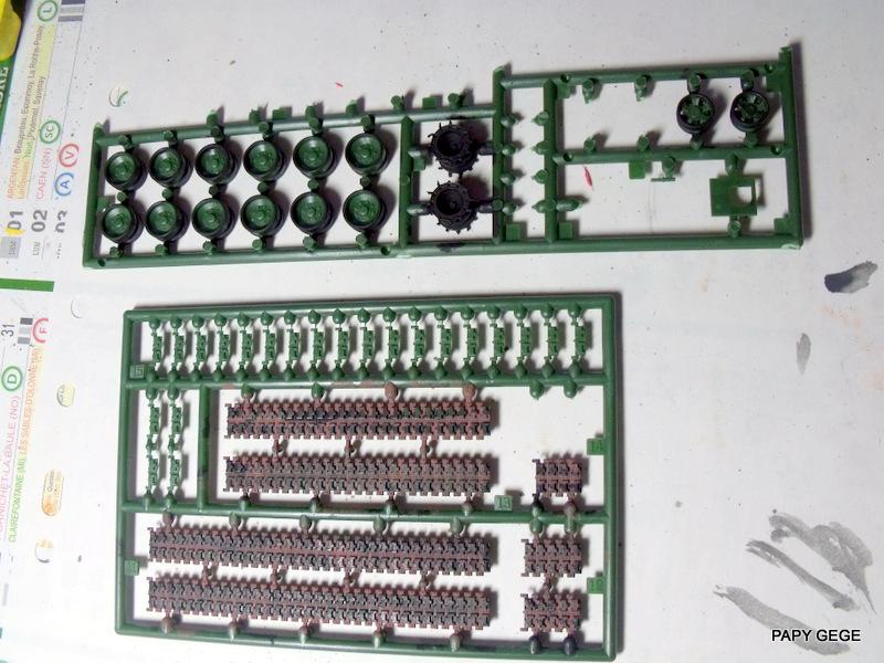 CHAR LECLERC  T5 au 1/72 Revell 4-dscf15