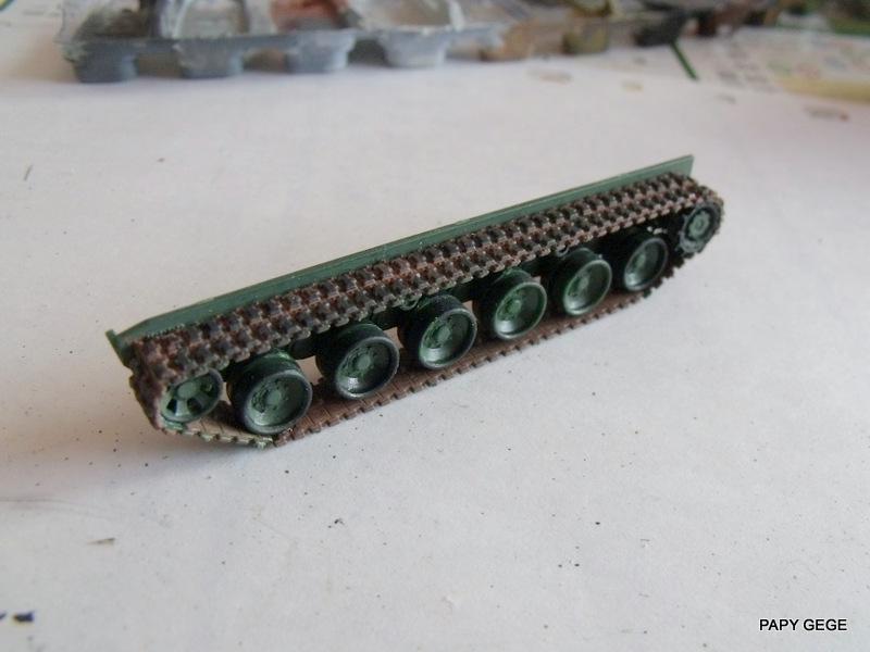 CHAR LECLERC  T5 au 1/72 Revell 6-dscf12