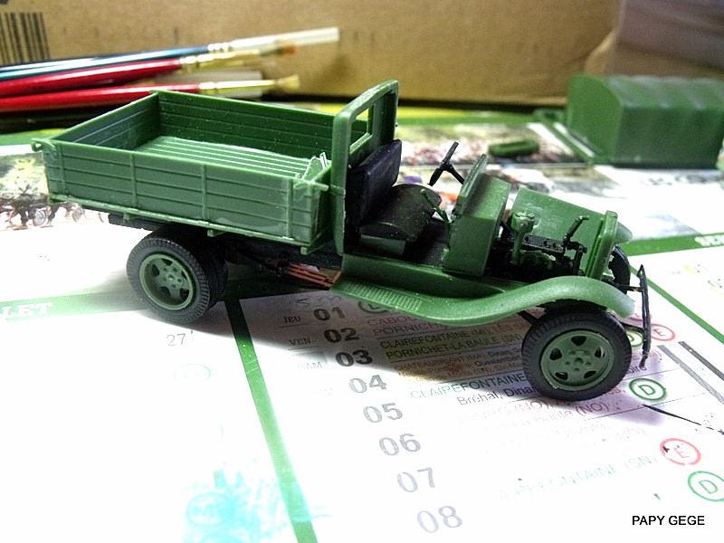 Truck GAZ MM au 1/48 de chez UM Gaz_mm35