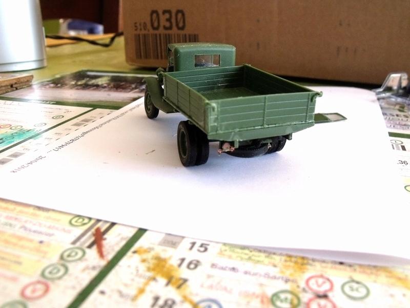 Truck GAZ MM au 1/48 de chez UM Gaz_mm38