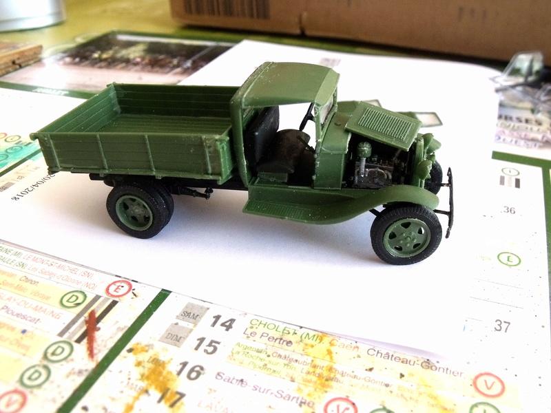 Truck GAZ MM au 1/48 de chez UM Gaz_mm39