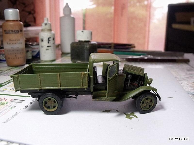 Truck GAZ MM au 1/48 de chez UM Gaz_mm42