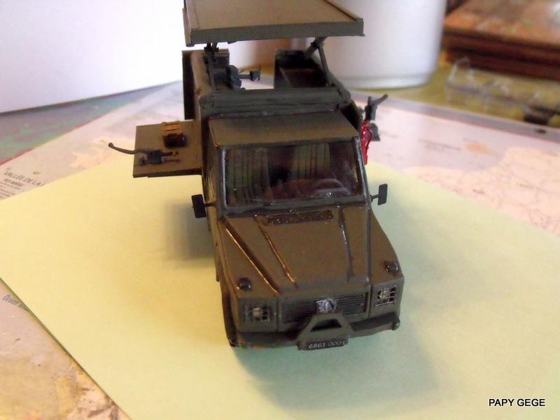 Peugeot P4 Atelier au 1/43 en scratch  - Page 2 P4at4610