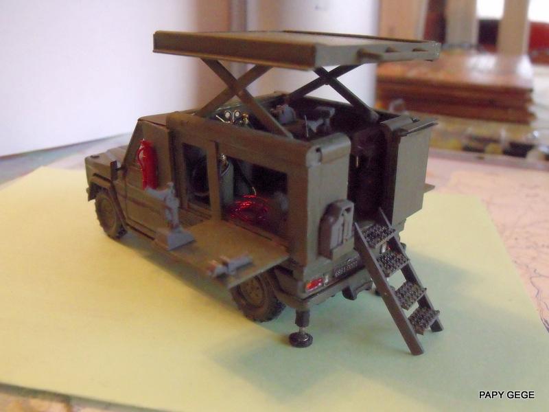 Peugeot P4 Atelier au 1/43 en scratch  - Page 2 P4at4910