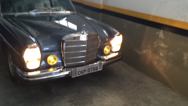 W108, 280S 1972, R$59000 B8404110