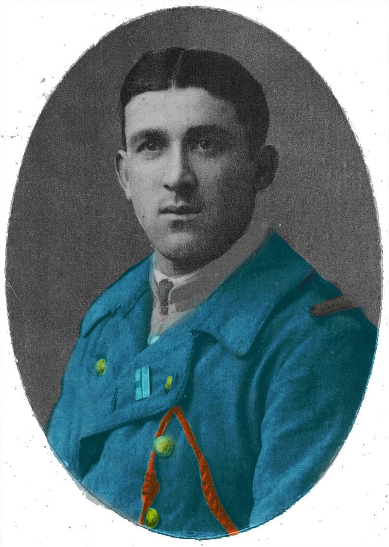 Un petit soldat de la grande guerre : portrait retouché. - Page 18 Chivot14
