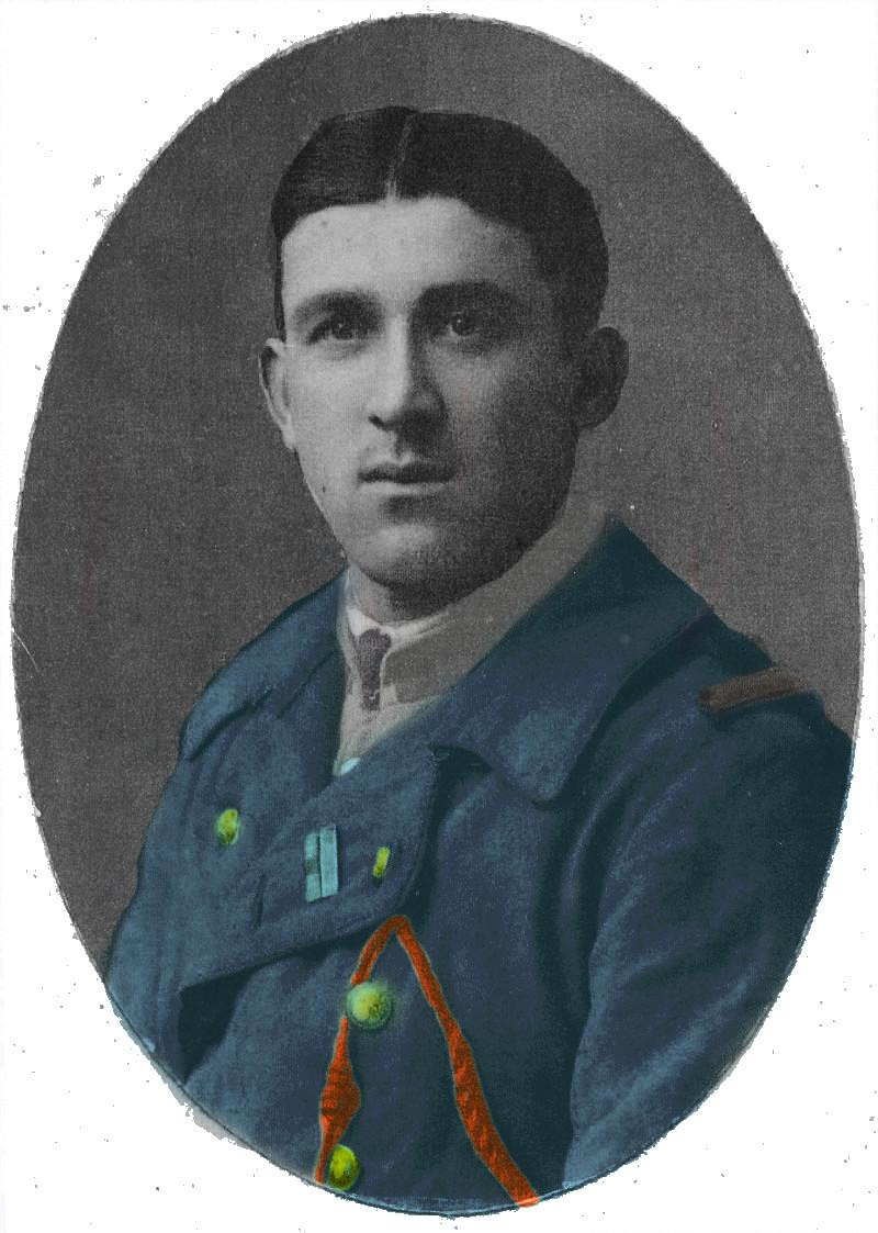 Un petit soldat de la grande guerre : portrait retouché. - Page 18 Chivot15