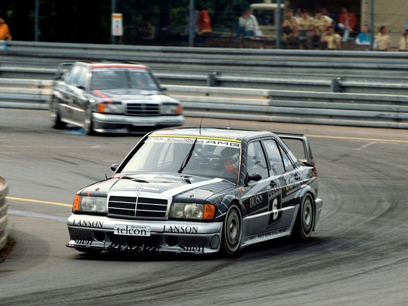 photo de mercedes de rallye - Page 3 190evo11