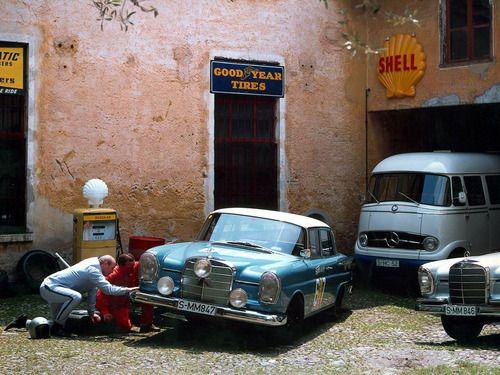 photo de mercedes de rallye - Page 4 B8299b10