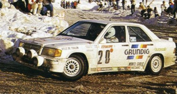photo de mercedes de rallye - Page 4 Biga10
