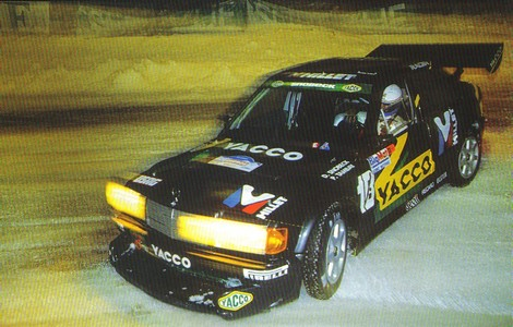photo de mercedes de rallye - Page 5 Merce126