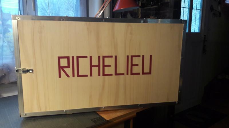 Richelieu au 1/100  - Page 8 20180410